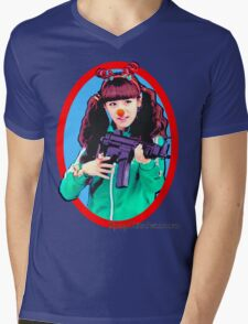 Crayon Pop 크레용팝 Lonely Christmas Soyul 소율 Mens V-Neck T-Shirt