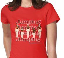 Crayon Pop 크레용팝 Bar Bar Bar 빠빠빠 Jumping  Womens Fitted T-Shirt