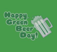 Happy Green Beer Day by Boogiemonst