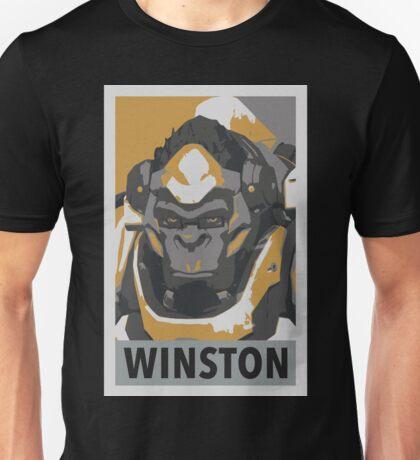 Winston HOPE Propaganda Unisex T-Shirt