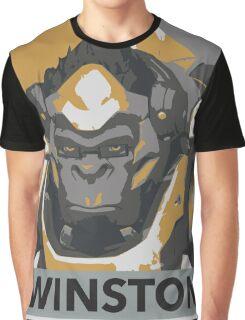 Winston HOPE Propaganda Graphic T-Shirt