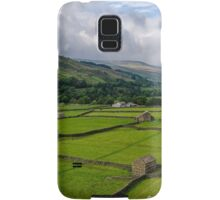 Swaledale Stone Barns Samsung Galaxy Case/Skin