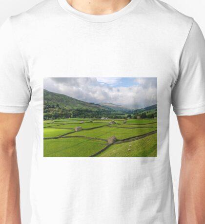 Swaledale Stone Barns T-Shirt
