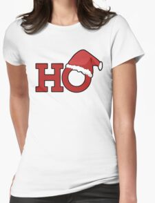 HO Womens Fitted T-Shirt