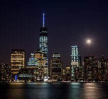 Supermoon by JohnnyWLam