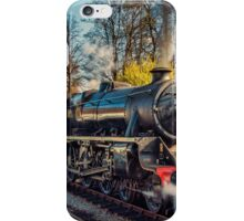 Steam on the Rails iPhone Case/Skin