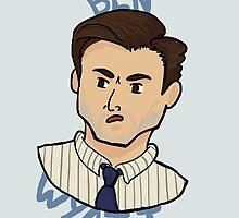 Ben Wyatt by SevLovesLily