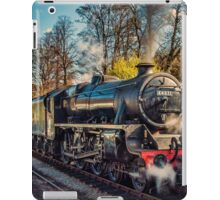 Steam on the Rails iPad Case/Skin
