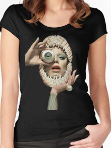 Taxidermy Women's Fitted Scoop T-Shirt