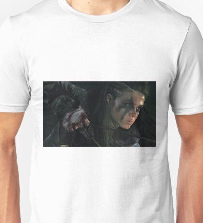 The Rise of Octavia Unisex T-Shirt