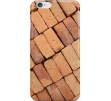 Adobe Bricks iPhone Case/Skin