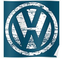 VW The Witty Poster