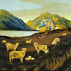 Church of The Good Shepherd by Patricia Howitt