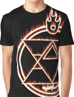 The Flame Alchemist Graphic T-Shirt
