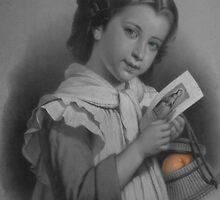 Mona Lisa Smile by Al Bourassa