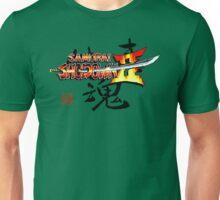 Samurai Shodown 2 (Neo Geo Title Screen) Unisex T-Shirt