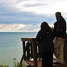 Birthday Party Triumvirate ~ Lake Ontario by artwhiz47