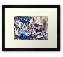 Primordial state of mind Framed Print