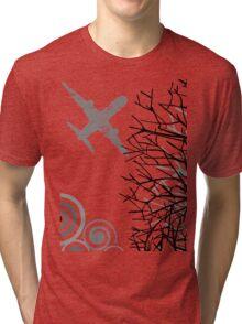 Fantasy city Tri-blend T-Shirt