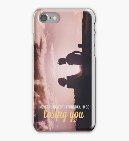 One Day I'd Be Losing You - Katy Perry iPhone Case/Skin