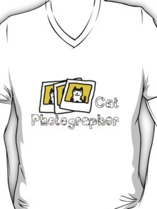 Cat Photographer T-Shirt
