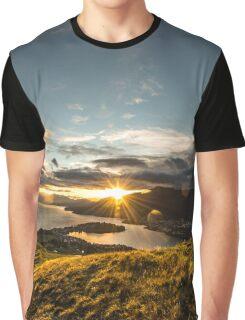 Queenstown Graphic T-Shirt