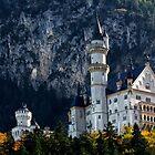Schloss Neuschwanstein 1 by Charles Kosina