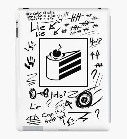 lie, lie, lie iPad Case/Skin
