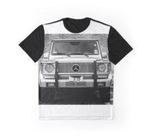Mercedes G Class Wagon Graphic T-Shirt