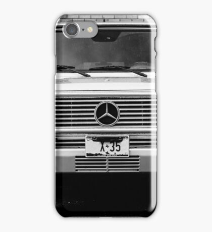 Mercedes G Class Wagon iPhone Case/Skin