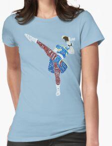 Chun-Li Typography T-Shirt