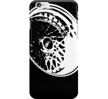 BBS v1 iPhone Case/Skin