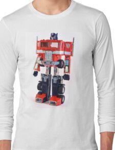 Robot Long Sleeve T-Shirt