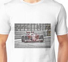 Sebastian Vettel Ferrari Formula 1 Unisex T-Shirt