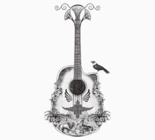 The Guitar's Song by DVerissimo