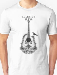 The Guitar's Song Unisex T-Shirt