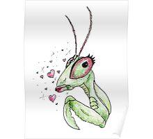 Lady Mantis Poster