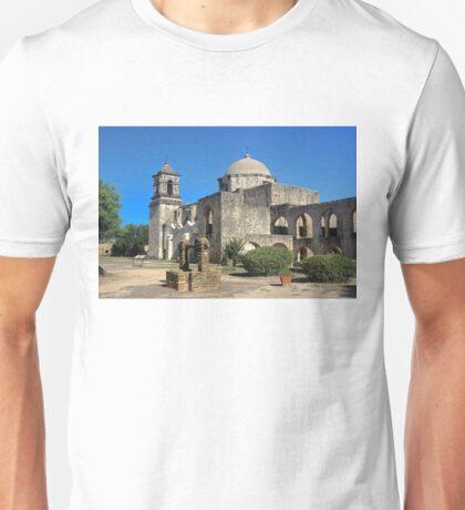 Spanish Mission Unisex T-Shirt