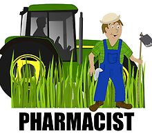 Pharmacist or Farm Assist? by DolceandBanana