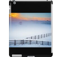 Welsh Winter Sunrise iPad Case/Skin