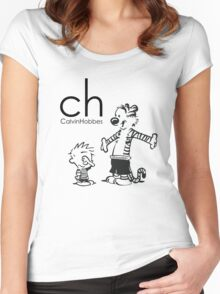 ch one Women's Fitted Scoop T-Shirt