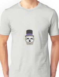 Sloth Wizard with head Unisex T-Shirt