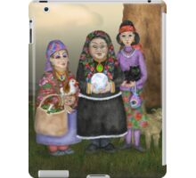 The Three Romanian Witches iPad Case/Skin