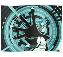Grimmjow Poster