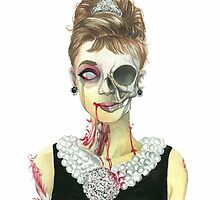 Zombies at Tiffany's by Ryan Rydalch