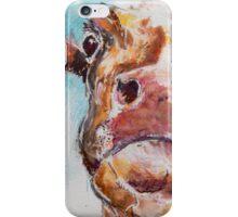 Stroppy Cow iPhone Case/Skin