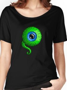 Jacksepticeye Pixel art logo - SepticeyeSam Women's Relaxed Fit T-Shirt