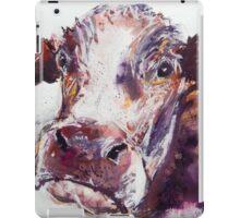 Gloomy Cow iPad Case/Skin