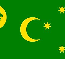 Flag- The Cocos (Keeling) Islands by cadellin