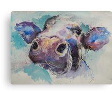 Cheeky Cow Canvas Print